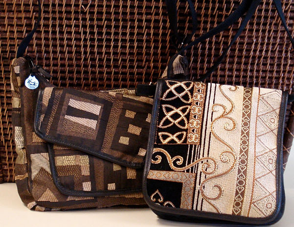 Erda Handmade Handbags at Main Frame Gallery