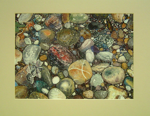 Stones by Mary Stewart Rose