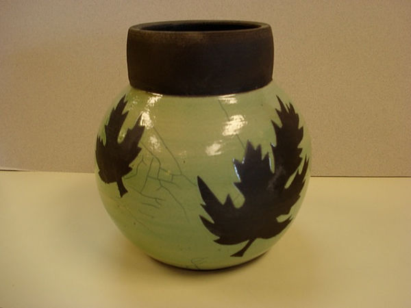 Clay Pot by Shirley Brauker